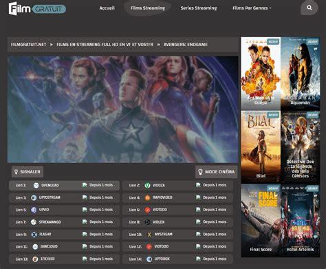 voir  film ou une serie sur  site de  gratuit