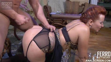 Milf With An Honey Busty And Tightly Ass Fucks Ravaged