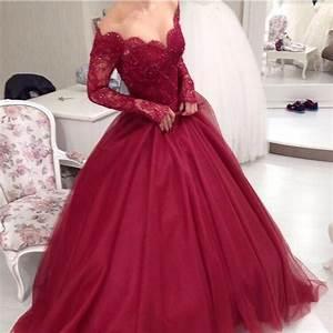 online get cheap burgundy wedding dresses aliexpresscom With burgundy dress for wedding