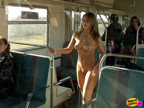Babes Nude On Train Delicious Sister With A Great Curves Bouncing Crowded Train Full