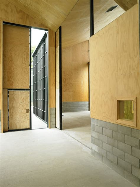 Three story public facility needs. Giraffe House | Paterson Architecture Collective