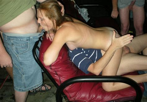 Homemade Fucking Wife Partying