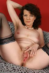 Hairy pussy over 40