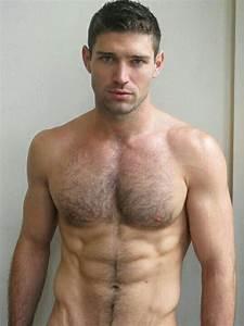 Hairy muscle men video