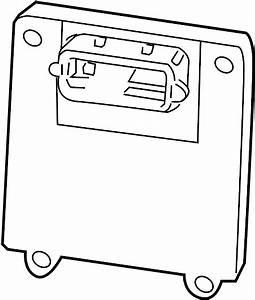 2008 Chevrolet Impala Module  Transmission Control Module
