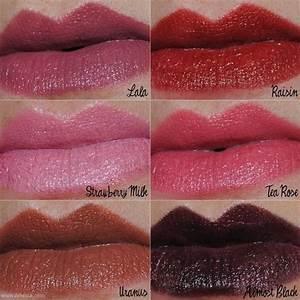 83 best Plum berries cherries & wine - lip swatches images ...
