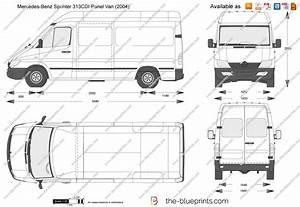 Mercedes Sprinter Interior Height