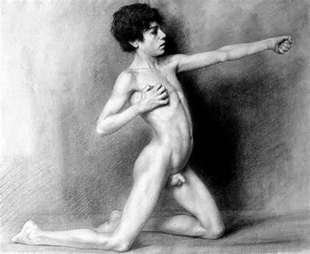 Boy Nude Teen Art Photo