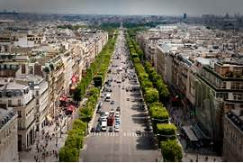 Cool Places To Go In Paris France by The Most Interesting Places In The Champs Elysees Paris France TravelAnd