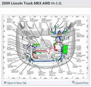 2007 Lincoln Mkz Wiring Diagram