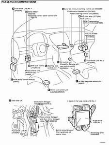 Nissan Nv200 Fuse Box Layout