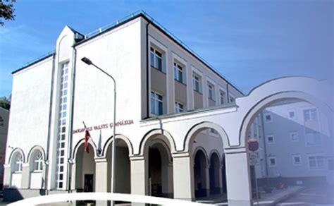 Daugavpils Valsts ģimnāzija pieņemta ekspluatācijā