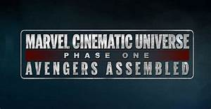 Phase One - Marvel Cinematic Universe Wiki Guide