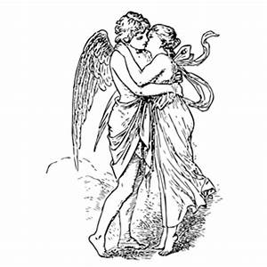 Eros and Psyche clipart, cliparts of Eros and Psyche free ...