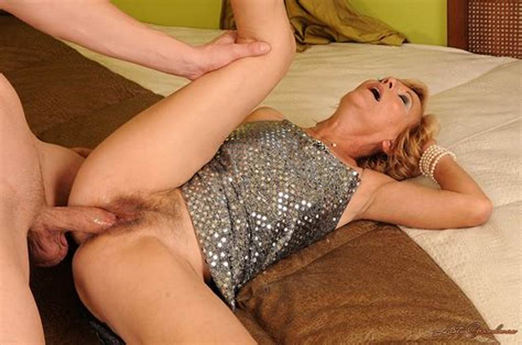 #Elegant #Granny #Lili #Gets #Her #Hairy #Snatch #Eaten #And #Fucked