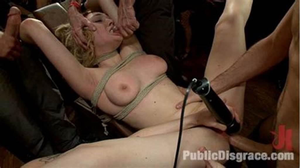 #Tied #Upside #Down #Slave #Girl #Forced #To #Lick #Pussy #And #Ple