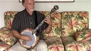 Tim Allan  Tenor Banjo  - Sleigh Ride