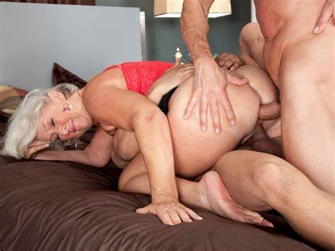Sultry Mature Double Penetration