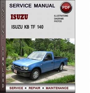 Isuzu Kb Tf 140 1990