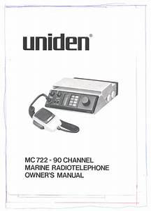 Mc 722 Manuals