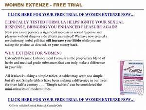 Do Extenze Pills Work  U2013 Extenze Review
