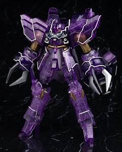 Gundam Guy  Gundam Uc Episode 6 Theatrical Exclusive  Hguc 1  144 Rozen Zulu Clear Color Ver