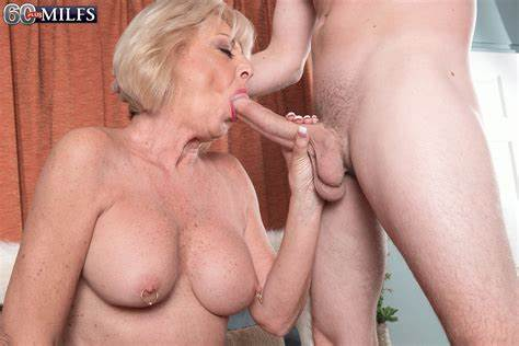 Smalltits Grandma Dicked By Giant Ball