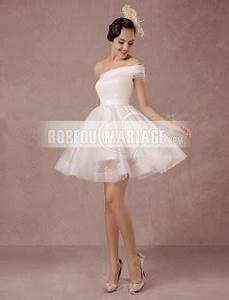 Robe Mariée Courte Pas Cher : robe mariage civil robe de mari e courte robe de mari e pas cher ~ Mglfilm.com Idées de Décoration