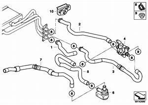 Original Parts For E60 M5 S85 Sedan    Heater And Air