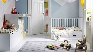 Chambre Ikea Enfant : de la chambre b b la chambre enfant nos id es pour l am nager sans se ruiner ~ Teatrodelosmanantiales.com Idées de Décoration