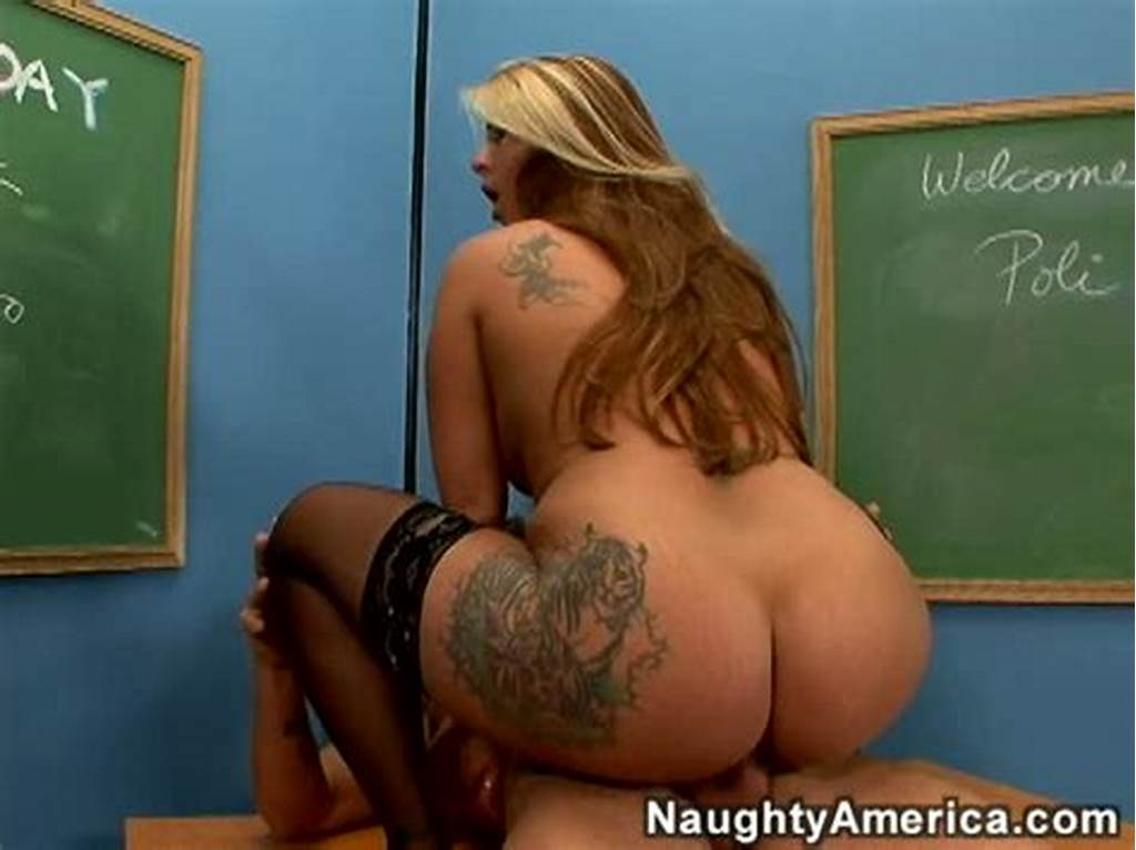 #Bad #Teacher #And #Her #Student #Fuck #On #The #Table
