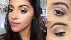 Makeup Tutorial For Brown Eyes  S1 EP8