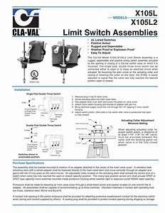 Valve Limit Switch Wiring Diagram