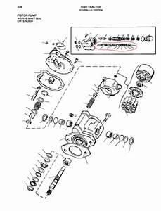 Allis 7020 Hydraulics Deadheading