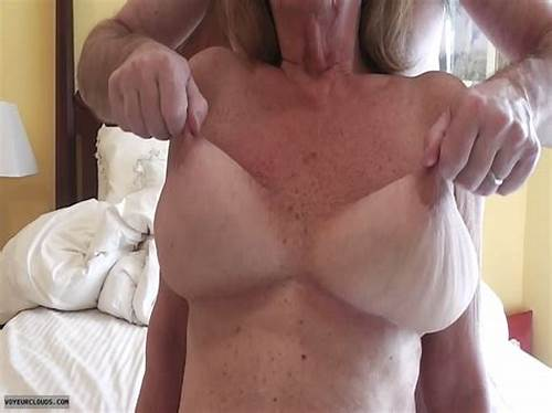 Fresh Tits Making Stiff Penis Produce Facial #Cum #On #Erect #Nipples