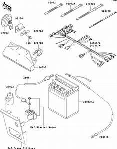 31 Kawasaki Bayou 250 Wiring Diagram