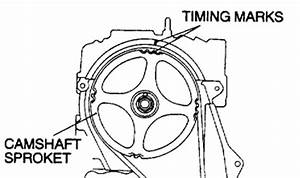 I Need A Detailed Timing Diagram For A 2000 Mitsubishi