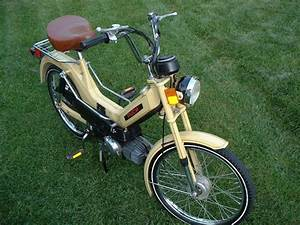 1977 Puch Newport  Yellow