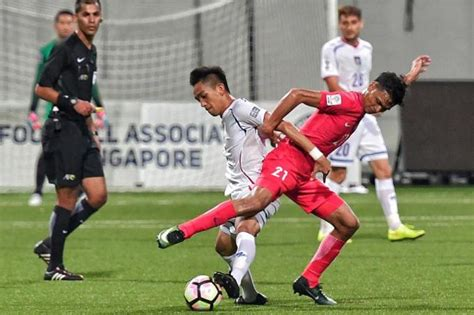 Kids will be trained by professional coaches. Asian Cup Qualifiers: Lions lose to Taiwan, Latest Singapore Football News - The New Paper