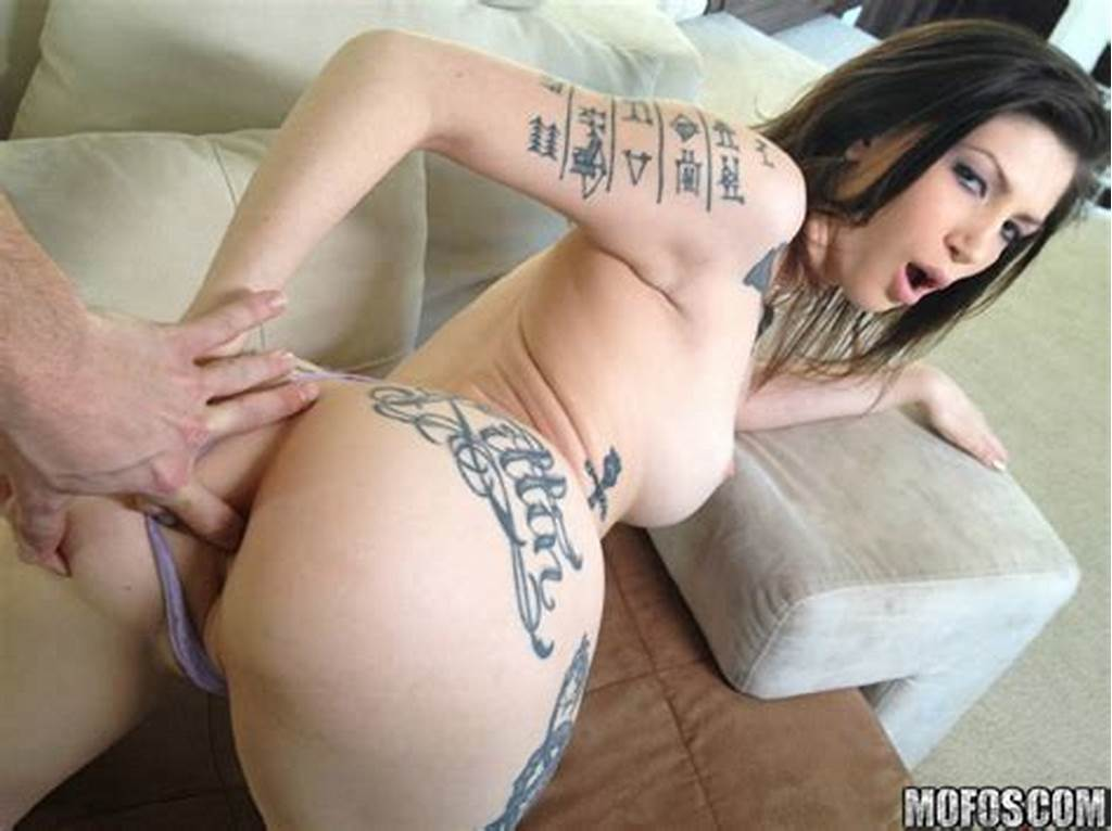 #Indigo #Augustine #Lets #Him #Fuck #Her #In #The #Ass #For #Their