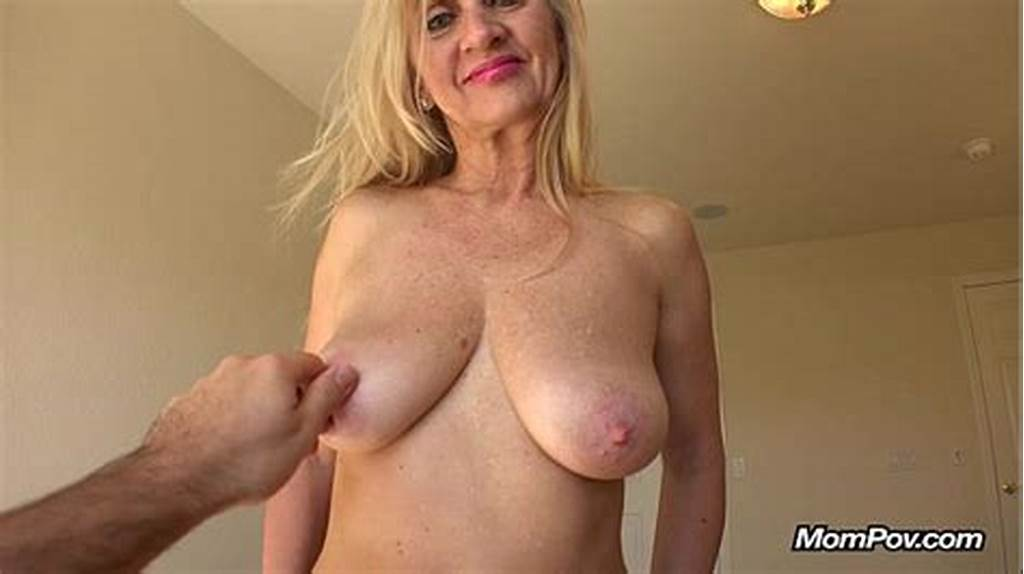 #Mompov #Busty #Natural #Euro #Milf #Gets #Facial