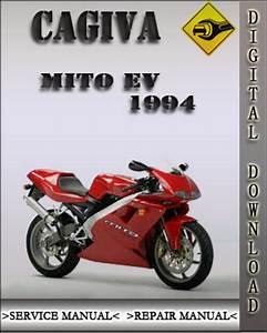 1994 Cagiva Mito Ev Factory Service Repair Manual
