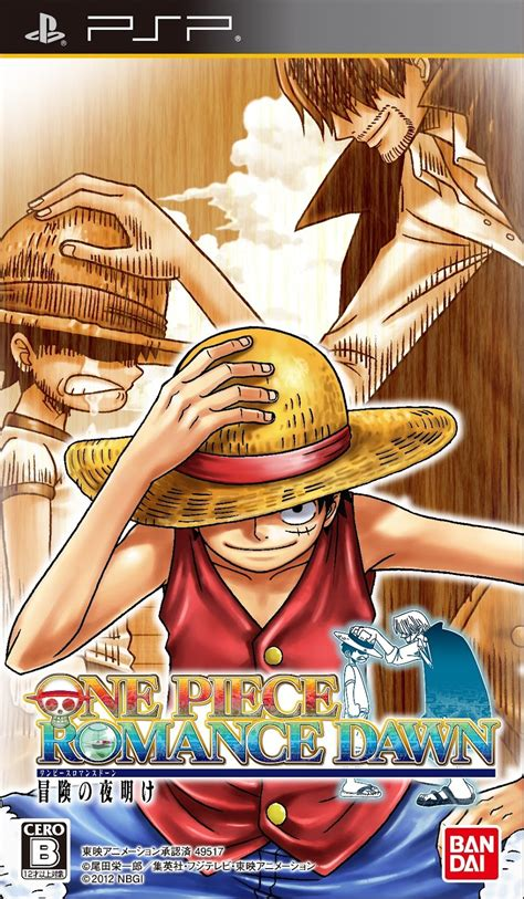 The psp rpg library is incredibly diverse, featuring both original games and remakes. One Piece: Romance Dawn pspmegaespañolppsspp