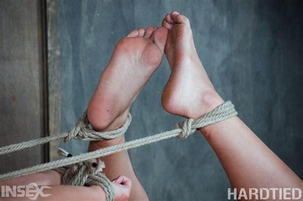 #Bondage #Babe #Gets #Used #Non