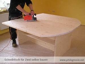 Höhenverstellbarer Schreibtisch Selber Bauen : schreibtisch bauen anleitung ~ Orissabook.com Haus und Dekorationen