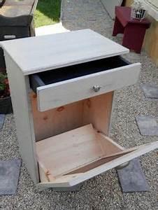Wäscheschacht Selber Bauen : diy wood trashbasket google search wohnen w schekorb m lleimer und kommode ~ Frokenaadalensverden.com Haus und Dekorationen