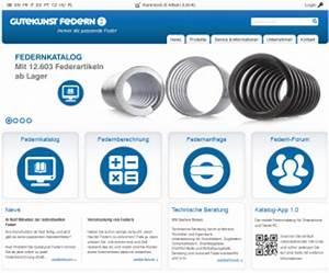Gute Kunst Federn : neuer federnshop online drehfedern shop druckfedern ~ Watch28wear.com Haus und Dekorationen