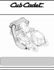 Cub Cadet Cub Cadet Lawn Mower 19a40002100 User Manual