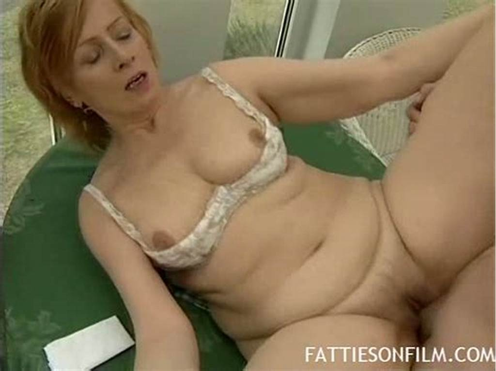 #Fat #Ginger #Milf #Linda #Gets #Her #Hairy #Snapper #Screwed #Extra