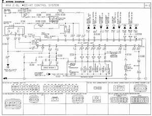 1991 Mazda B2200 Radio Wiring Diagram